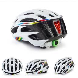 Capacete Ciclismo De Estrada Ou Mtb Xco Xcm Com Led