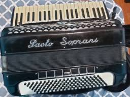 Título do anúncio: Acordeon Paolo soprani