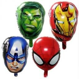 Balões metalizados personalizados dos vingadores