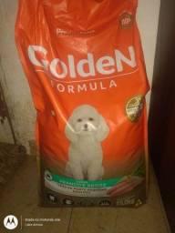 Golden porte pequeno adultos,15kg R$150,00