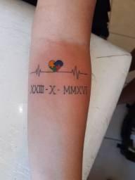 Tattoo de alta qualidade e preço justo