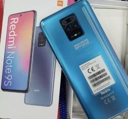 Redmi Note 9S 64Gb + 4Gb Ram Global Azul