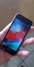 Iphone 5s 32 gigas PEGANDO TUDO BIOMETRIA CHIP TUDO SEM DEFEITOS 550$