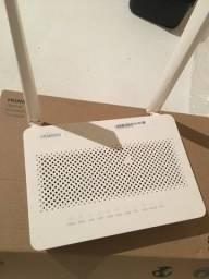 2 roteador Huawei 80,00 cada