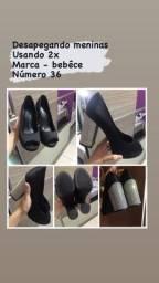 Título do anúncio: Sapato em perfeitas condições