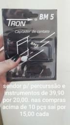 Sensor p/ Percurssão e Bateria Tron