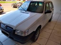Título do anúncio: Fiat Uno - 2007/2008 - 4 Portas