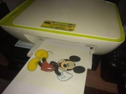 Impressora Hp 2136 multifuncional