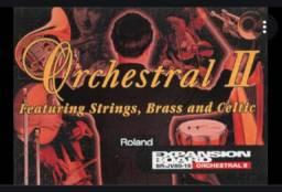Placa De Expansão Roland Sr-jv80-16 Orchestral II