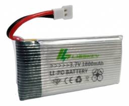 Título do anúncio: Bateria Para Drone e micro câmeras 3.7v 1800mah limskey