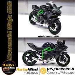 Miniatura Kawasaki Ninja H2R, em Fortaleza-Ceará