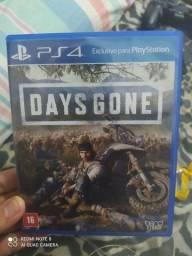 V/T Jogos de ps4 Days gone