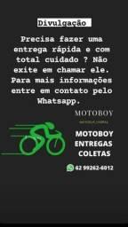 Serviços motoboy