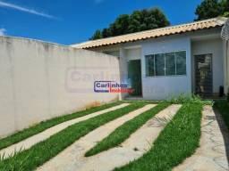 Casa com dois quartos em Juatuba.
