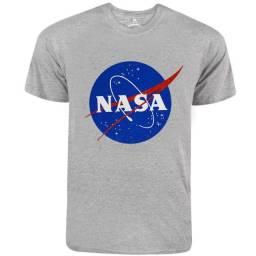 Camisa nasa camiseta serie camisa estampada