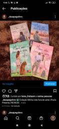 Livros Paula Pimenta Minha vida fora de série
