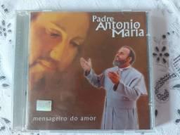 Cd Padre Antônio Maria Mensageiro do amor