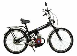 Bicicleta a gasolina