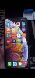 IPHONE XS MAX 256GB TD ORIGINAL C PEQUENA MANCHINHA