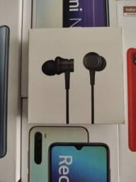Fones Originais da Xiaomi.. Novo LACRADO Garantia entrega e entrega! Toooooooop