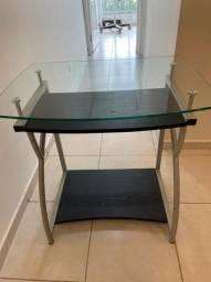 Mesa de Vidro temperado para escritório
