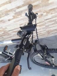 Bicicleta gti 24 marchas