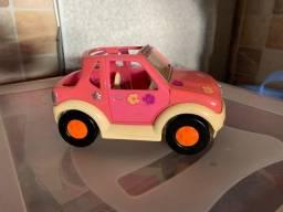 Carro boneca Polly