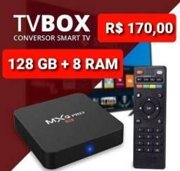 Título do anúncio: TV box top