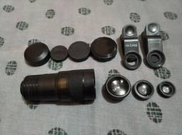 Título do anúncio: Kit de lentes para celular.