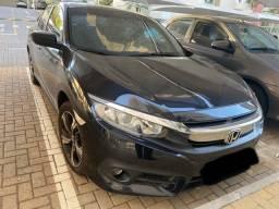 Honda Civic EXL Aut 2018