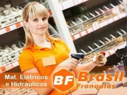 Franquia Loja de Materiais Elétricos e Hidráulicos