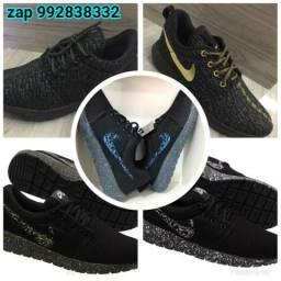 6d61bbd2c63 Tênis Nike yzy LANÇAMENTO IMPERDÍVEL