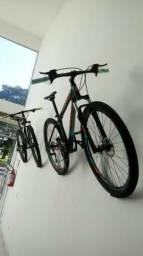 504b48a76e Suporte horizontal de Bike para Parede