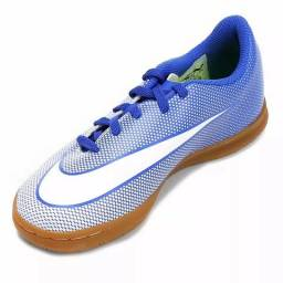 Chuteira Nike Bravata Futsal Infantil 7e6be974a89bb