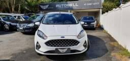 Ford fiesta se 1.6 8v hatch 2018 - 2018