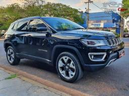 Jeep Compass 2.0 16v diesel Limited 4x4 automático unica dona 2018 - 2018