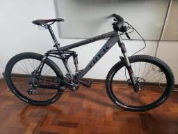 Bicicleta fullsuspension Trek liquid 25