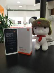 Xiaomi Redmi Note 7-4GB/64GB-Global-12X Sem Juros-NF-1 Ano Garantia-Loja-