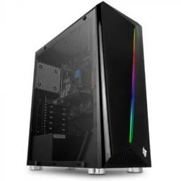 Pc Gamer Gtx 1650 4gb + Ryzen 3 2200g + 8gb Ddr4 + Ssd 240gb