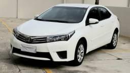 Novíssimo Toyota Corolla GLI 1.8 16v Flex 2017 - 2017