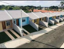 Casa em Condomínio - Estados - Fazenda Rio Grande/PR. - R$142.000,00