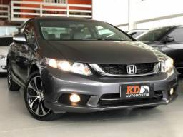 Honda Civic 2.0 LXR AT Flexone - 2015