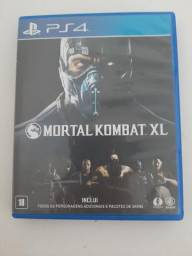 Mortal kombat XL PS4 seminovo