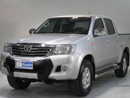Hilux CD SR 4x2 2.7 16V/2.7 Flex Aut. - 2012