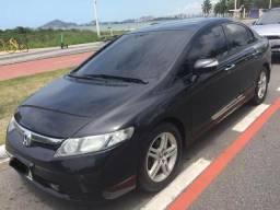 Honda Civic EXS 2007 - 2ª dona - somente venda - 2007