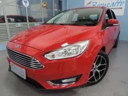 Ford Focus Hatch Titanium 2.0, Única Dona, 26.000 Km - 2016