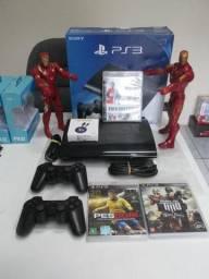 Playstation 3 super slim_canoas_$600