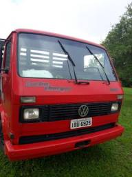 Caminhão VW 790 barbada - 1989