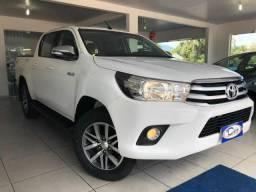 Toyota Hilux SRV 2.8 - 2017