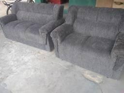 Jogo de sofá novo pra vender logo